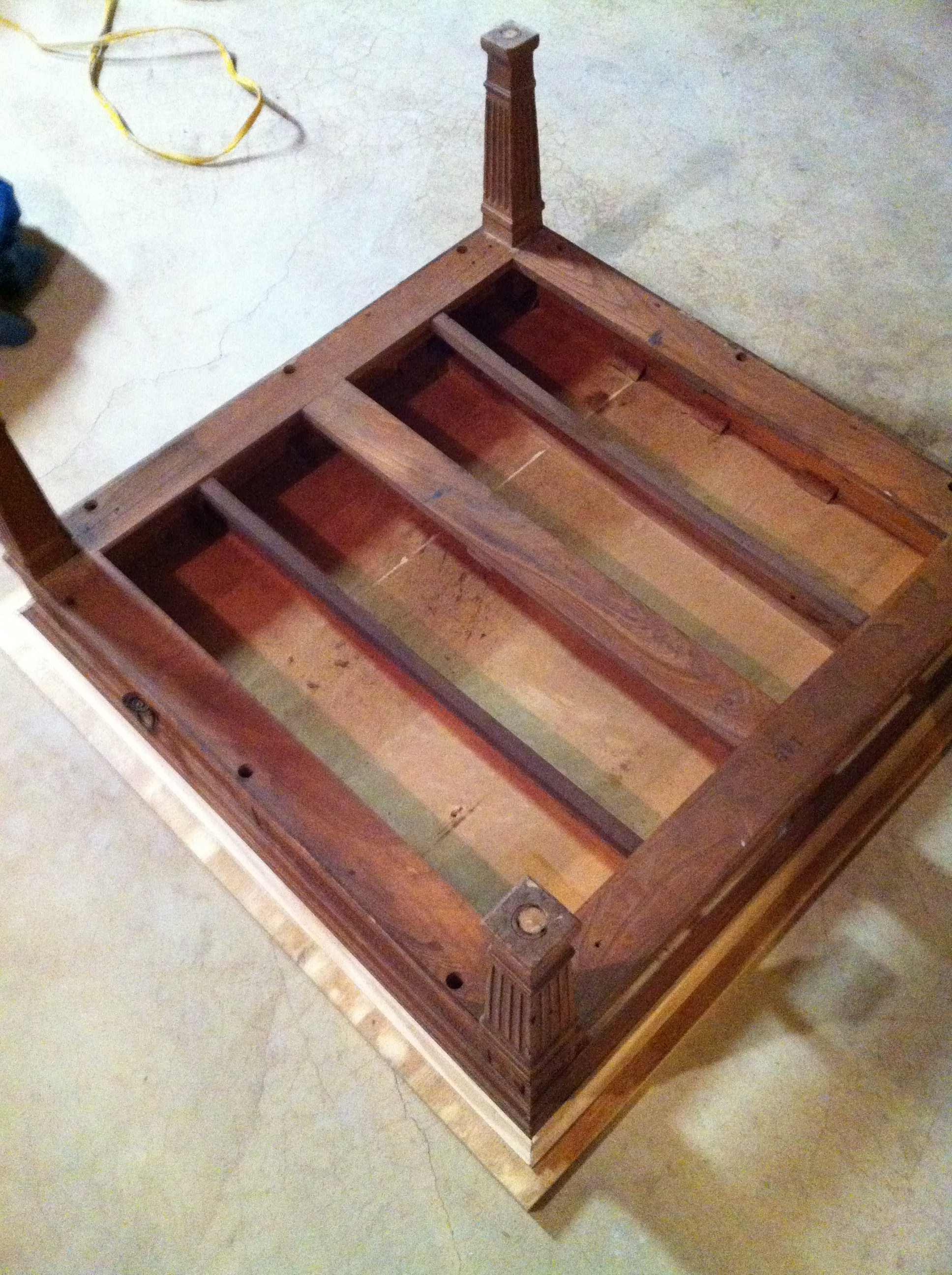 Build Simple Plywood Coffee Table Plans DIY PDF kids playhouse bed