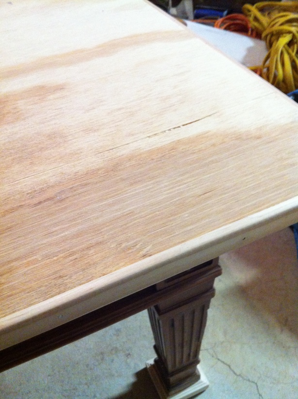plywood coffee table plan