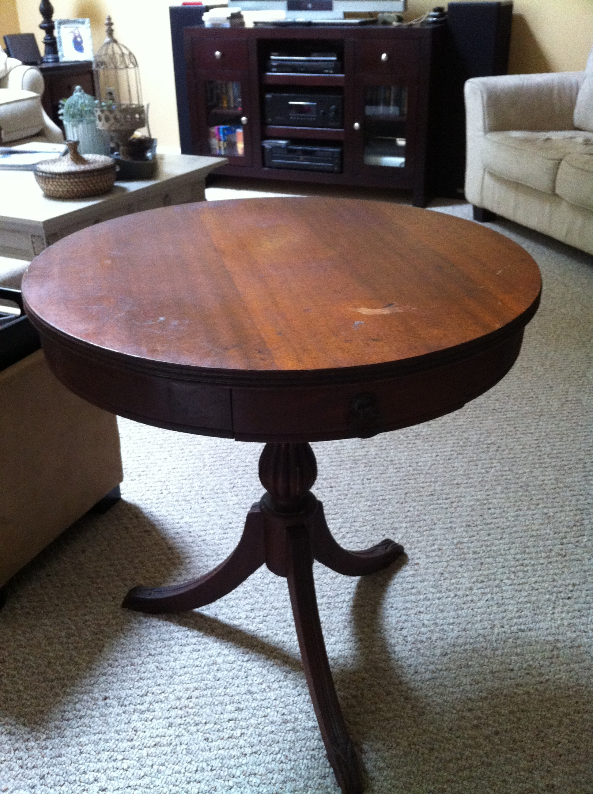 End Table 2